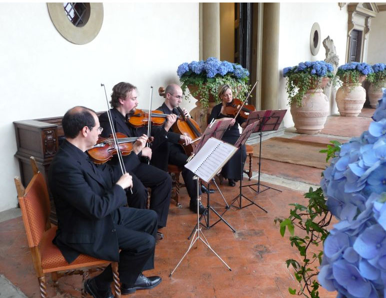quartetto archi firenze