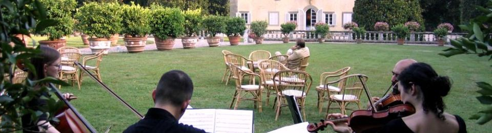 String Quartet in Florence by Firenze Classica